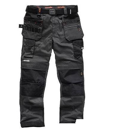 Pro Flex Holster Trousers Graphite - 32L
