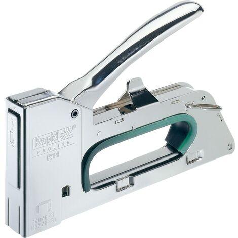PRO Heavy-Duty Hand Tackers (6-8mm)