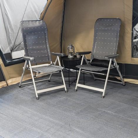 Pro Plus 2,50 x 5,00 mtr. Patio Matte Zeltteppich Vorzeltteppich Markisenteppich Outdoorbodenbelag Campingteppich