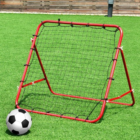 fb2ba7f0 Pro Rebounder Net Football Training Adjustable Kickback Soccer ...