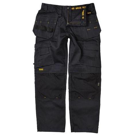 Pro Tradesman Trousers, Black