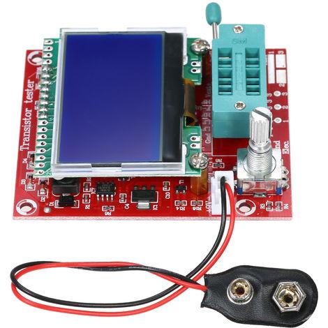 Probador de transistores, generador de senal de onda cuadrada PWM