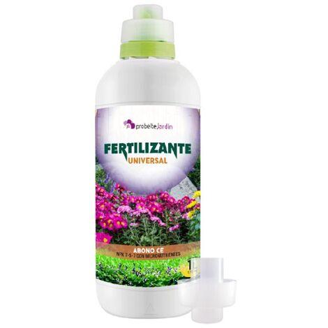 PROBELTE FERTILIZANTE UNIVERSAL NPK 7-5-7 con micronutrientes, 1 L