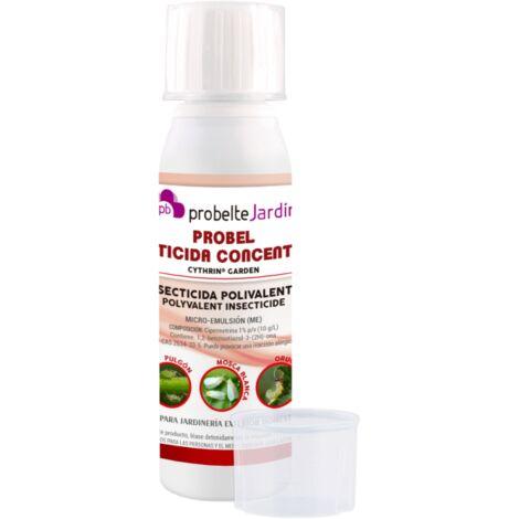 PROBELTE PROBEL INSECTICIDA CONCENTRADO, Cipermetrina 1%, 100 cc