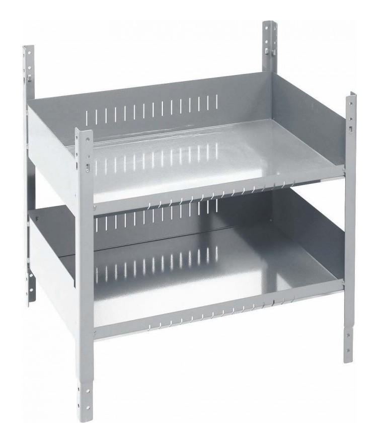 PROC-F20 Système de stockage SF20 gris