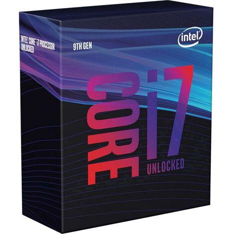 Processeur (CPU) Boxed Intel Core i7 i7-9700K 8 x 3.6 GHz Octa Core Socket: Intel® 1151v2 95 W