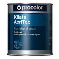 Procolor-Acritec esmalte al agua satinado azul oscuro 250 ml