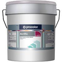 Procolor Impromacion acrilica blanca Acrilfix 5 lt