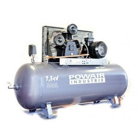 PRODIF Compresseur Courroie Tri-Cylindre 500 Litres - WCF050500300
