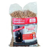 Product chimney sweeping chimic sweeping pellets
