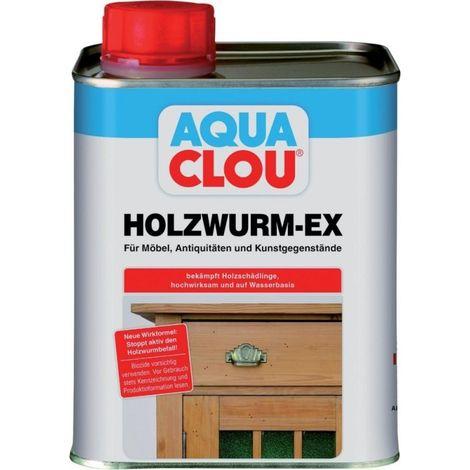 Producto madera Ex 750ml AQUA clavo(por 3)