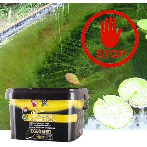 Produit 1000ml Anti-Algues Filamenteuses, Pour Bassin Et Étangs