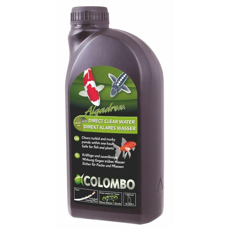 Produit 500ml Anti Algues et eau claire pour bassins et étangs ...