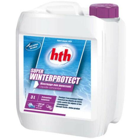 Produit de prévention HTH Super Winter Protect 3L - AWC-500-6552