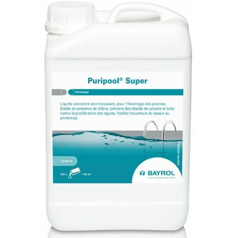 Produit d'hivernage Bayrol Puripool Super 6L