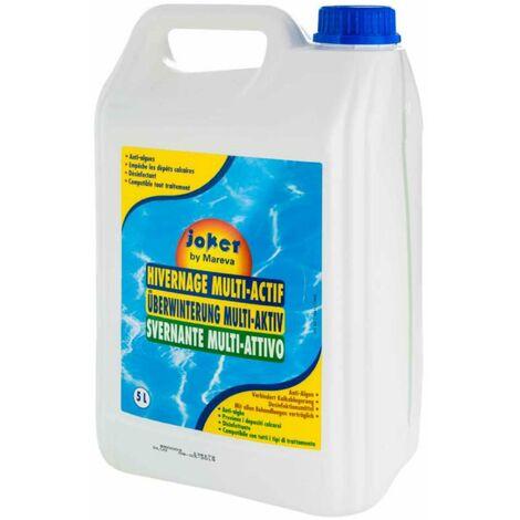 Produit d'hivernage multi-actif 5 litres