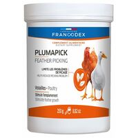 Produit Pousse Plume Pluma-Pick 250g - Francodex