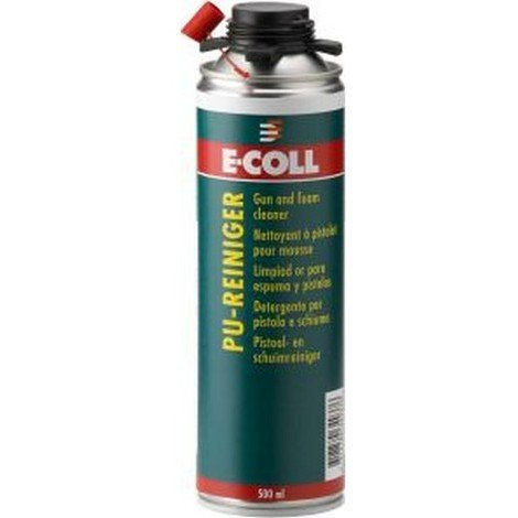 Produits de nettoyage pour pistolets et mousse, Modèle : Bombe aérosol de 500 ml