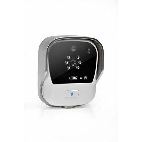 Proem iBell Visiophone de porte Wifi