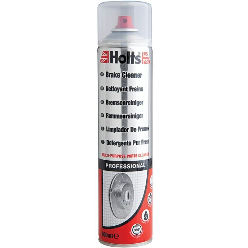 Image of PR025A Professional Brake Cleaner 600ML - Holts