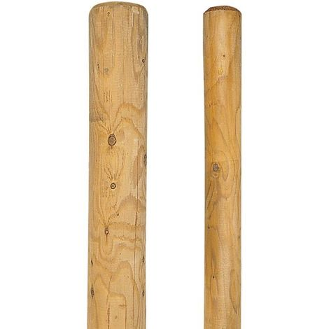 Professional Gallagher wooden pole for electric fences Gallagher