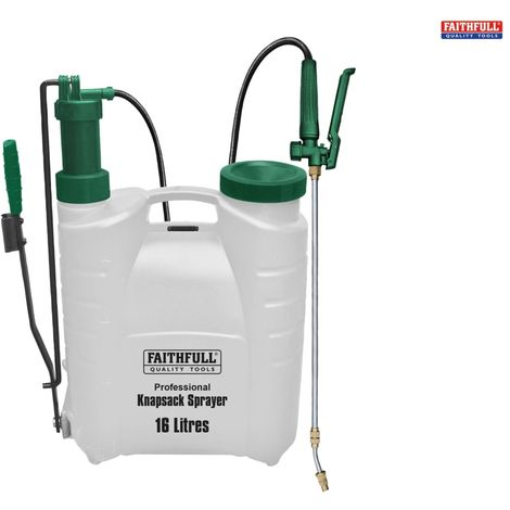 Professional Knapsack Sprayer with Viton® Seals 16L