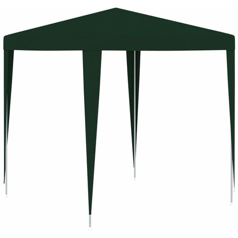 Professional Party Tent 2x2 m Green