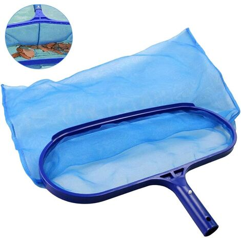 Professional pool landing net - Swimming pool landing net - Landing net - Landing net for spas, swimming pools, jacuzzis and cleaning sheets