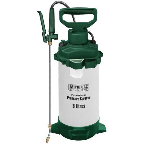 Professional Sprayer with Viton® Seals 8 litre