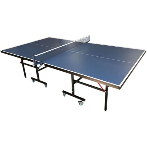 """PROFESSIONAL TENNIS TABLE Model """"ROBY"""" colour BLUE"""