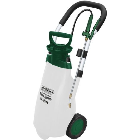 Professional Trolley Sprayer with Viton® Seals 12 litre