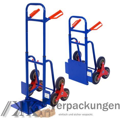 PROFI Treppenkarre Stapelkarre Treppen Sackkarre Transportkarre Treppensteiger