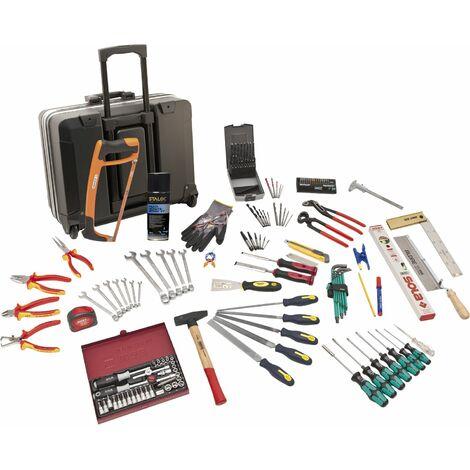 Profi-Werkzeugkoffer 137-teilig