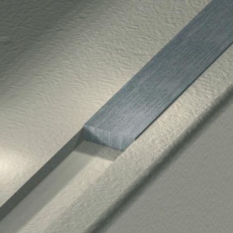 Profil antidérapant Stairlam droit longueur 1.20m noir