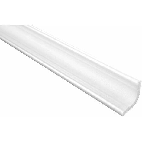 profil d'angle bande polystyrène bande de plafond décor stucco | hexim | 35x35mm | M-03