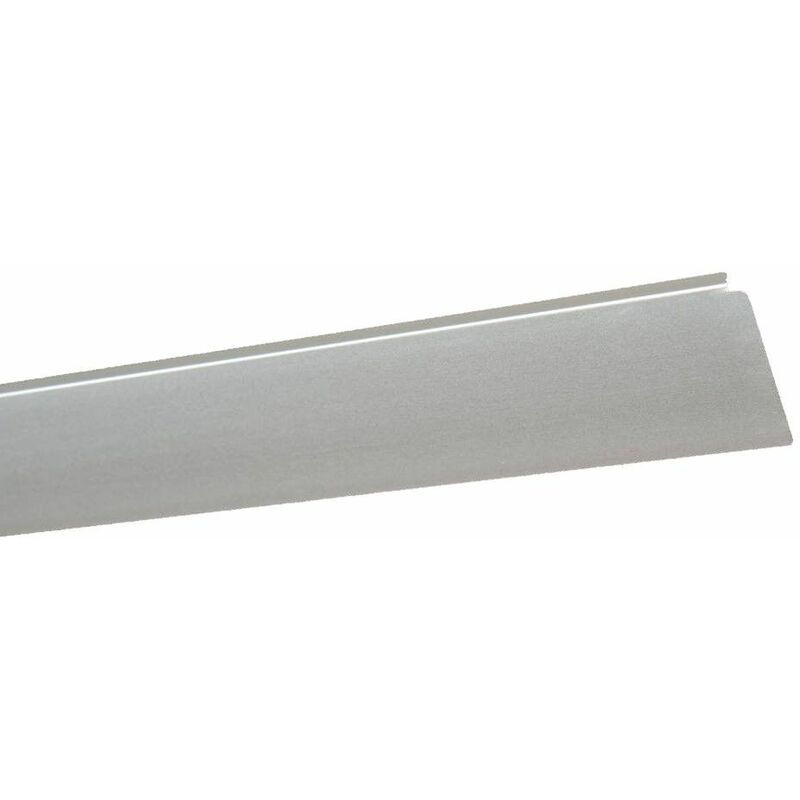 profil de finition plan de travail 28mm alu nor 680176. Black Bedroom Furniture Sets. Home Design Ideas