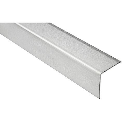 Profil de protection d'angle extérieur 32mm   rails de carrelage en acier inoxydable   paquet économique ESA