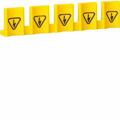 Profil de protection des parties de barres de pontage gardées en réserve (KZ059)