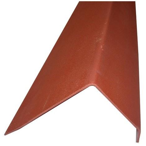 Profil de rive toiture tuile PVC L 188 cm