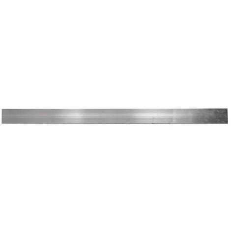 Profil en aluminium - 150 cm - 30 x 65 mm - 1.35 mm