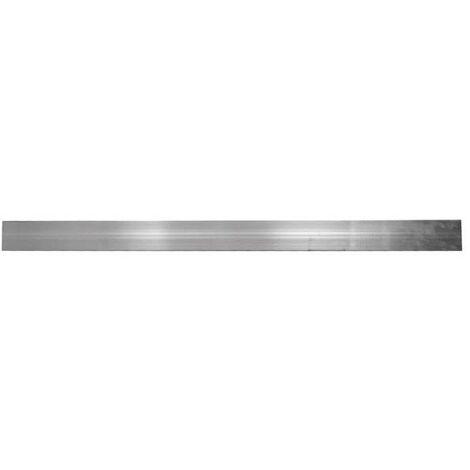 Profil en aluminium - 250 cm - 30 x 65 mm - 1.35 mm