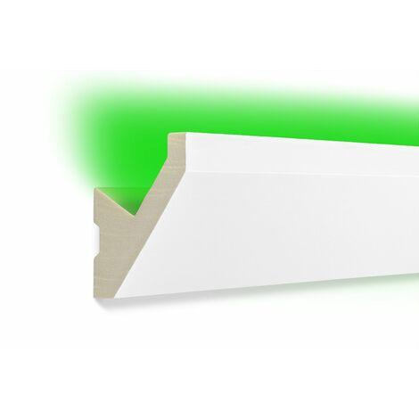Profil LED | éclairage indirect | opaque | bande | 65x65 | LED-14