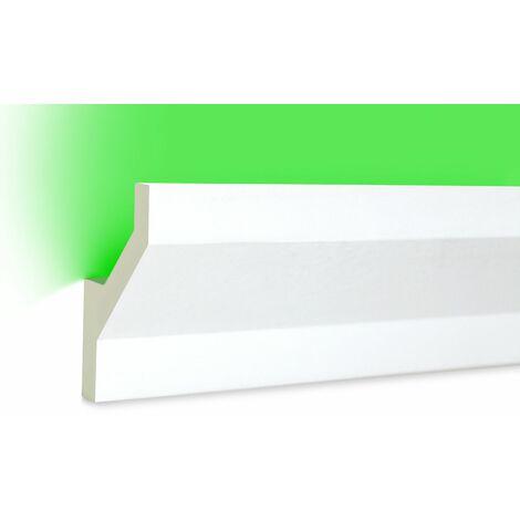 Profil LED | PU | antichocs | Hexim | 75x45mm | LED-10