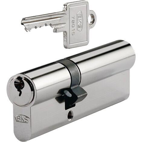 Profildoppelzylinder PZ 8812 45/60mm Anz.Schlü.3 gl.BKS