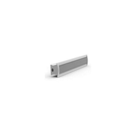 Profilé aluminium encastrable Série RSL15 - Longueur 1m