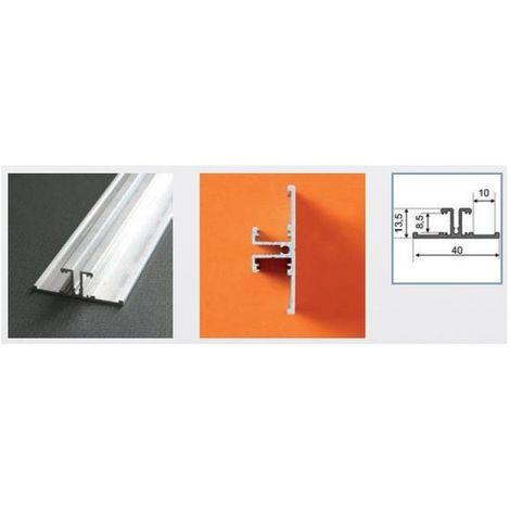 Profilé Aluminium LED Arrière - Ruban LED 10mm