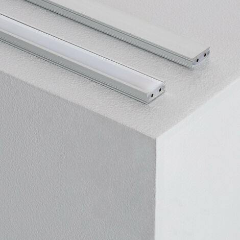 Profilé avec Ruban LED Aretha 1000mm 15W