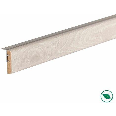 Profilé de transition rénovation d'escalier stratifié colorado 1300 x 56 x 12 mm