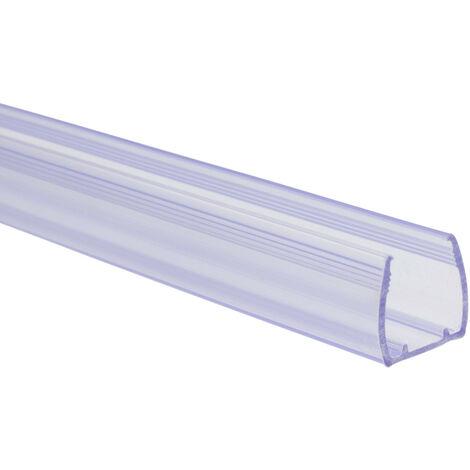 Profilé en PVC 1m pour Gaine LED Néon RGB