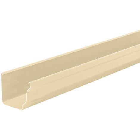 Profile gouttière PVC BEST carrée 4ml